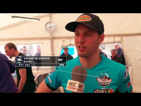 Interviews before GP of France - WSC - Sidecarcross