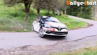 Rallye du Mont Blanc 2014 [HD] - Rallye Start