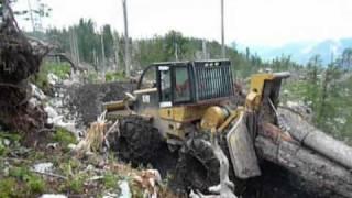 forest machines in Austria