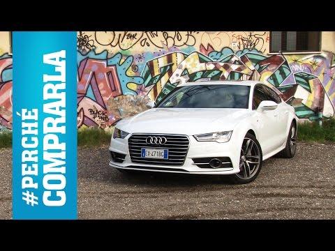 Audi A7 Sportback 2014 | Perchè comprarla... e perchè no