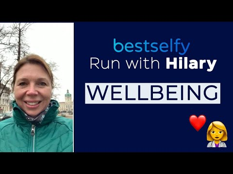 Run with Hilary (Episode #3): Wellbeing