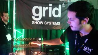 grid show systems smart ethernet and dmx plants