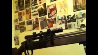 ZM51 AIRSOFT SNIPER RIFLE REVIEW
