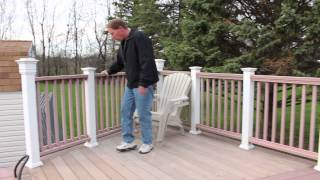 Examining Patios And Decks During A Home Inspection