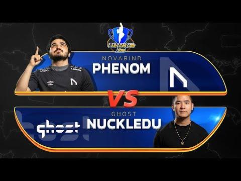 NVD | Phenom (Necalli) vs. GHOST | NuckleDu (Cammy) - Capcom Cup 2018 Secondary Stream - CPT 2018