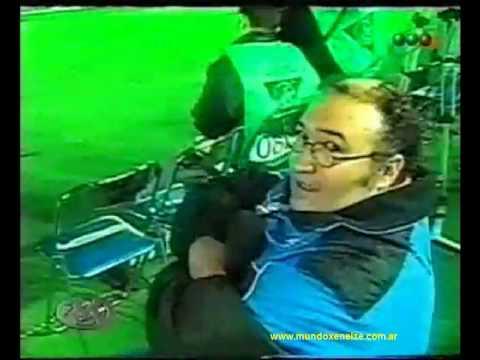 Boca vs Milan 2003 Larry en Japón