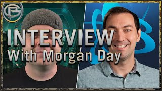 Preach Interviews Blizzards Morgan Day - Shadowlands