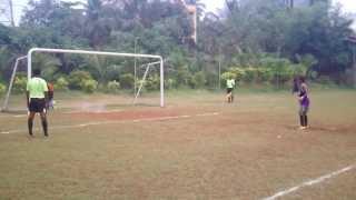 Penalty Kicks - Holy Trinity , Powai  VS  St Pius Mulund