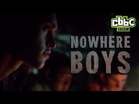 CBBC: Nowhere Boys Episode 4  Caught in a storm!