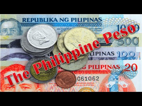 MONEY IN THE PHILIPPINES - THE PHILIPPINE PESO
