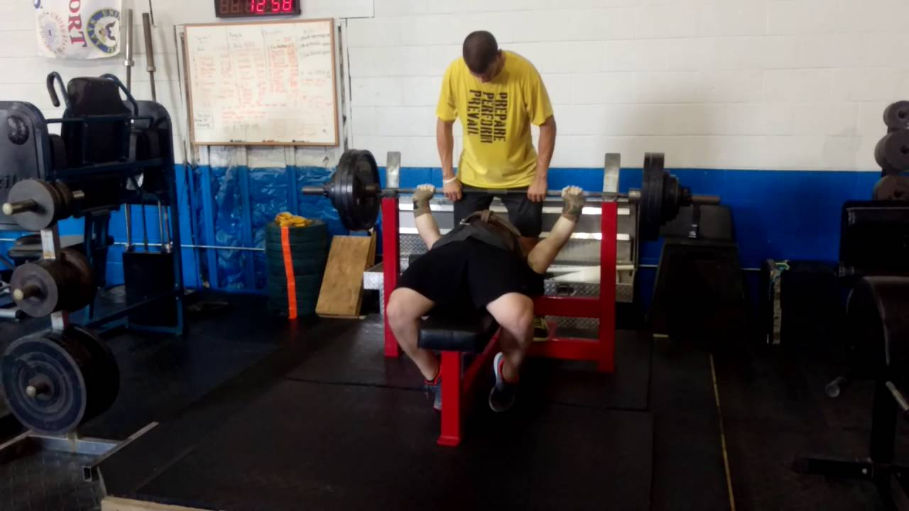 10 Lessons from My First 400 Pound Bench Press - TONY BONVECHIO