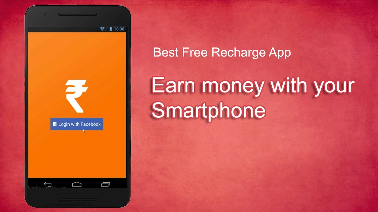 Don't USE - The best Free Recharge apps to get RS. 100 talktime in ...