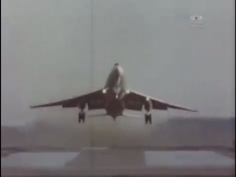 The First Soviet Supersonic Bomber