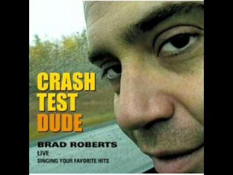 God Shuffled His Feet - Brad Roberts (live)