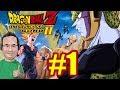 Dragon Ball Z Legacy of Goku 2 Parte 1 Trunks, cadê meu braço Português BR