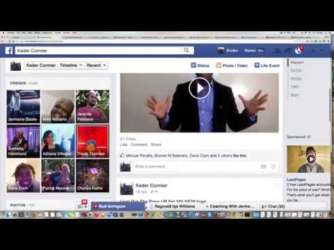 How To Change Facebook Video Thumbnail Fast   2018