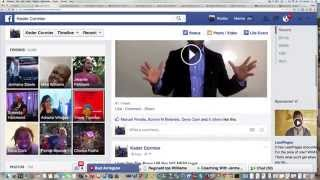 How To Change Facebook Video Thumbnail Fast | 2017