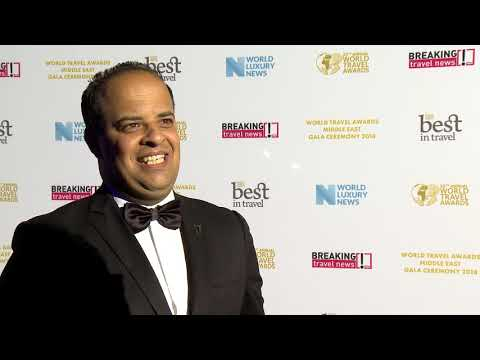 Houssine El Quaroui, general manager, Jannah Resort & Villas Ras Al Khaimah