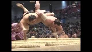 Мартовский турнир по сумо 2012, 1-3 дни: Хару Басё (Осака)/ Haru Basho (Osaka)