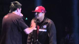 Stigma vs Zaeta - Cuartos - Final Internacional Argentina 2013 - Red Bull Batalla de los Gallos