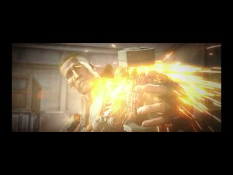 "Wolfenstein The New Order Longplay Walkthrough ""Über / Wyatt"" 1080p PART 2"