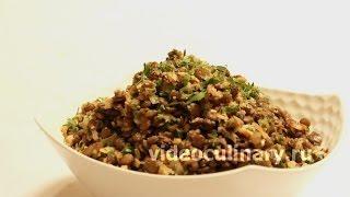 Салат из чечевицы - Рецепт Бабушки Эммы
