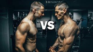 Hals vs. Bauch
