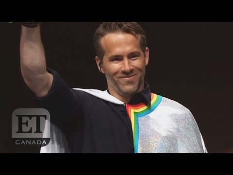 Ryan Reynolds Sings While Dressed As A Unicorn