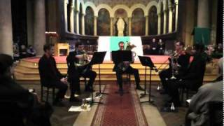 Mussorgsky - Pictures at an exhibition (Part 2) by the Fantasy Brass Quintet