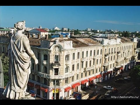 ♛ The most beautiful places in Odessa Ukraine 2016  Must Watch ♛ Одесса Украина