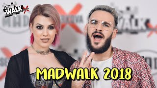 ΤΡΥΠΩΣΑΜΕ ΣΤΑ BACKSTAGE ΤΟΥ MadWalk 2018 😎 | The Carrot Tards