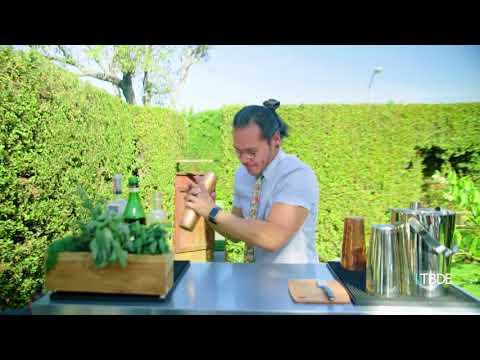 Jason Yu | The Man Bun Cocktail | The Best Drink Ever