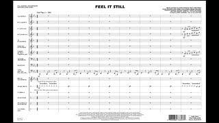 Feel It Still arranged by Matt Conaway