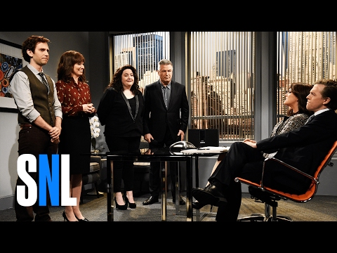 Pitch Meeting - SNL