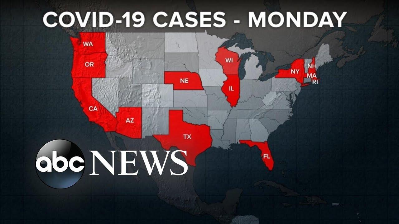 Covid 19 Updates Usa