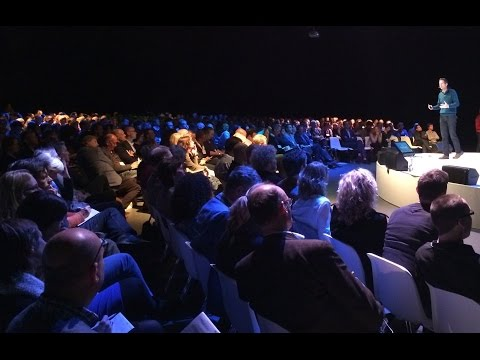 Let's Reinvent Organizations - Aftermovie