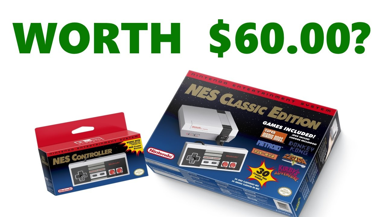 Would The Nes Mini Be Worth The Price Of Admission Youtube