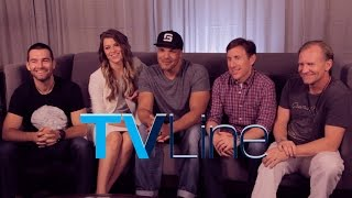 """Banshee"" Season 3 Preview at Comic-Con 2014 - TVLine"