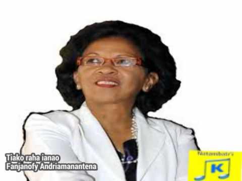 Fanja Andriamanantena Tiako raha ianao