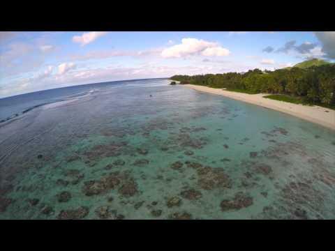 Rarotonga,  The Cook Islands - Sunset Resort Cut