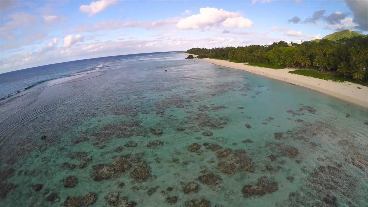 Rarotonga The Cook Islands Sunset Resort Cut