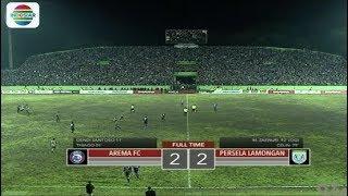 Piala Presiden 2018: AREMA (2) vs PERSELA (2) - Highlight Goal dan Peluang