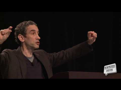 Program or be Programmed: Ten Commands for a Digital Age | Interactive 2010 | SXSW