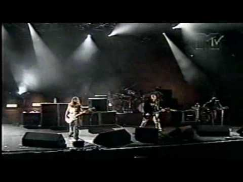 The Smashing Pumpkins - WHERE BOYS FEAR TO TREAD (Live HD)