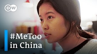 The struggle of China's #MeToo movement | DW Stories