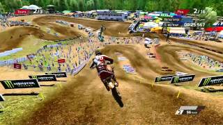 MXGP The official videogame | Maggiora ITALY | MX2 Gameplay XBOX 360