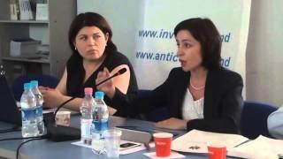 """Maia Sandu: """"Suplinirea salariilor profesorilor din banii părinților este ilegală"""""""