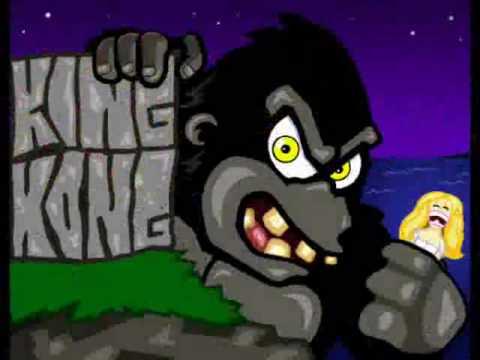 """King Kong (Alternate Ending)"" by Jay Luna"