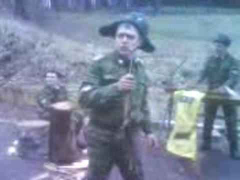 Армейские приколы. Приколы в армии подборка #5 (Бежим нах..й патроны кончились. Чё за синяк?)