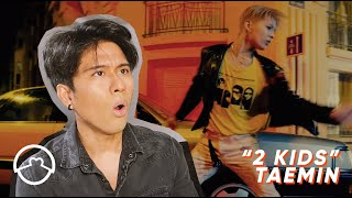 Performer Reacts to Taemin